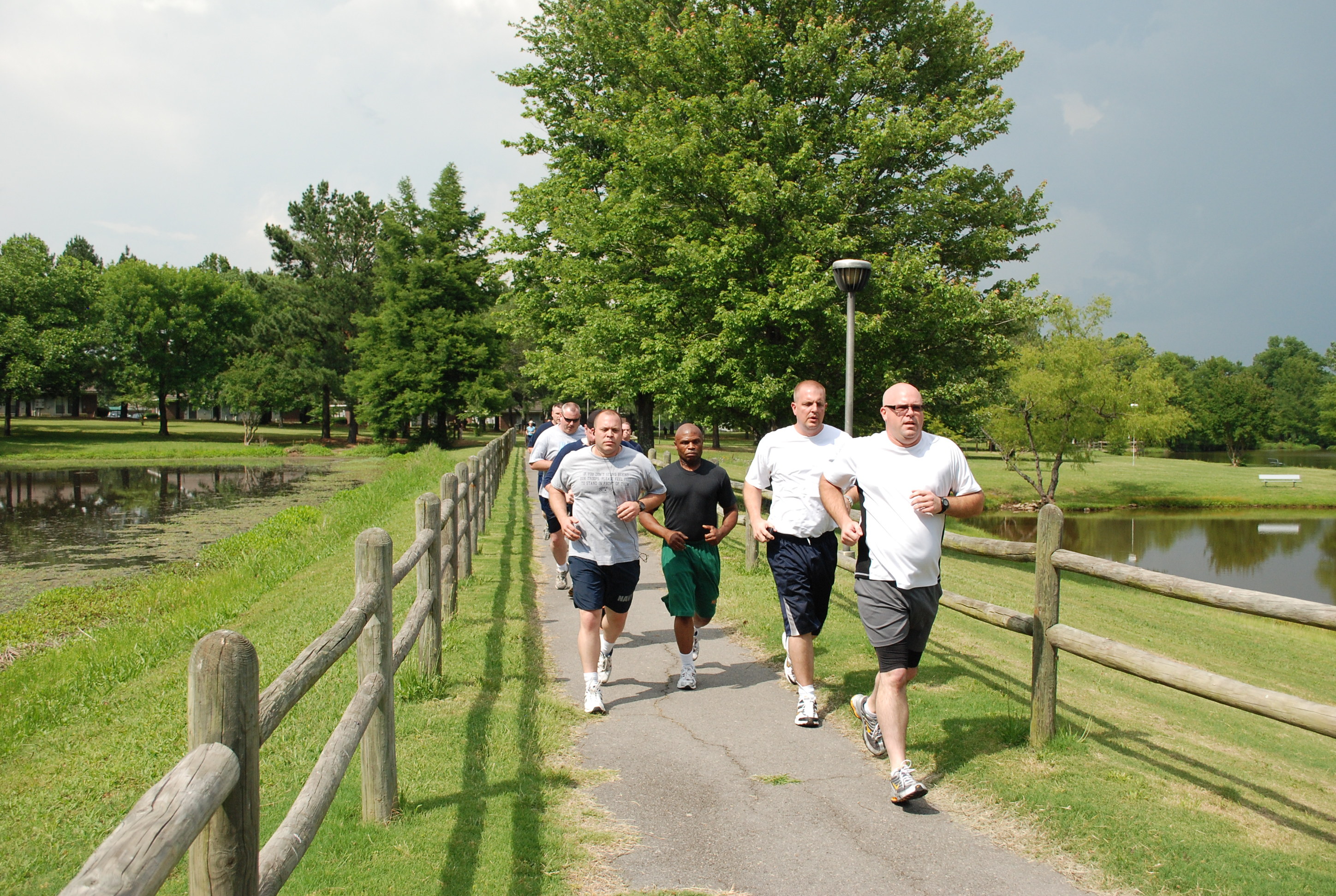 Fitness Test July 2015